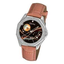 Stührling Pink 231d.1115a1 Lady Nemo Swiss Quartz Swarovski Watch