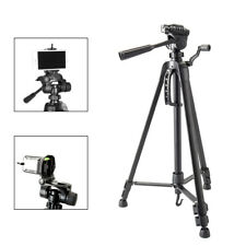Professional Travel Tripod Digital Camera Camcorder Video Tilt Pan Head