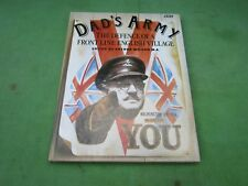BBC DAD'S ARMY THE DEFENCE OF A FRONT LINE ENGLISH VILLAGE BOOK 1989