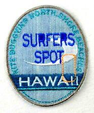 Applikation zum Aufbügeln Bügelbild 2-209 Surfers Spot