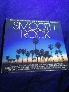 Various Artists - Smooth Rock - Various Artists 4 CD Set
