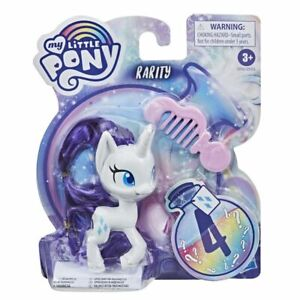 """My Little Pony 3"""" Pony Potion Figures & Accessories - Rarity"""