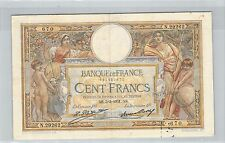 FRANCE 100 FRANCS LOM 5.3.1931 N.29262 N° 731537670 PICK 78b