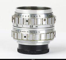 Lens Schneider Xenon 1.4/25mm Chrom  Bolex  C Mount
