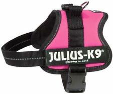 Julius-K9 15018 Power Harness, Small - Dark Pink