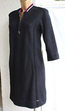 Marc Cain Sports Kleid N2 36  schwarz Wolle gefilzt gewalkt