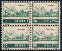 SCHWEIZ 1941, MiNr. 389 DP, tadellos postfrisch, Mi. 180,-