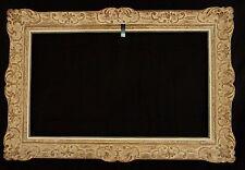 GRAND CADRE ANNEES 1930 1950 MONTPARNASSE 92 x 55 cm FRAME  Ref C424