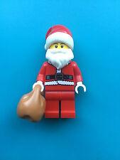 Santa Claus LEGO minifigure Christmas xmas minifig advent