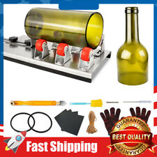 Glass Bottle Cutter Tools with Accessories DIY Wine Bottle Cutting Machine