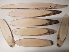Log Tree Wood Slices Wedding Centrepiece Rust Craft Pyrography