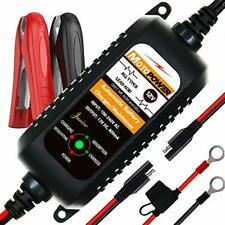 12V 800mA Automatic Battery Charger Maintainer Tender Car Motorcycle Atv Boat