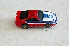 AFX TOMY NISSAN #57 Ho Slot Car
