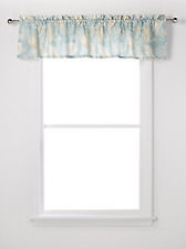 C&F Home Natural Shell Standard Valance 72 x 15.5 inch