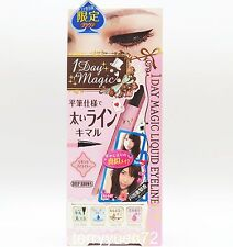 K-Palette 1 Day Magic Tattoo Secret Liquid Liner Eyeliner Ltd Deep Brown JAPAN
