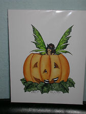 Amy Brown - Trick Or Treat - Out Of Print- Rare