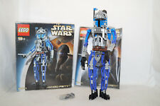 Lego Star Wars Technic 8011 Jango grasa