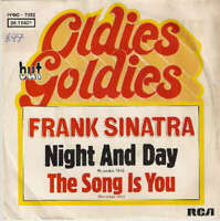 """Frank Sinatra - Night And Day / The Song Is You (7"""", Mo Vinyl Schallplatte 32515"""