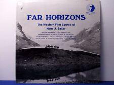 Hans Salter  Medallion 313  Far Horizons  Western Film Scores  Excellent Copy