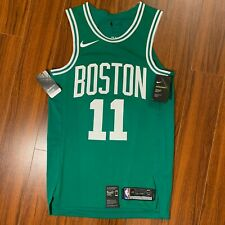 Nike Kyrie Irving Boston Celtics Stitched Jersey Size Small Green 863015-316 NEW