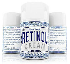 Retinol Cream Moisturizer Face and Eyes, For Anti Aging, Acne, Wrinkles, Scars