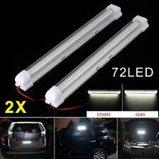 72 LED Interior Lights Strip Bar Car Emergency Caravan ON/OFF Switch 12V 12 VOLT