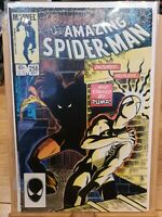 THE AMAZING SPIDERMAN 256 1984 1ST APPEARANCE OF PUMA!