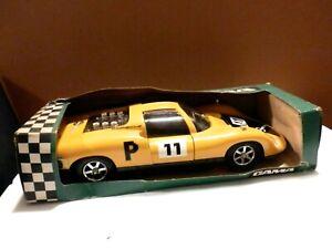 Vintage Gama Rallye 1:16 Porsche Carrera 10 Friction Car