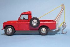 "CORGY TOYS  N° 417S no DINKY LAND ROVER Breakdown Truck109"" W.B."