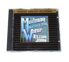 Elton John, Madman Across the Water, Excellent Gold CD