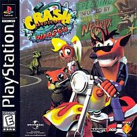 Crash Bandicoot 3: Warped (PlayStation 1, PS1) Disc Only, Tested