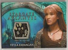 Stargate Heroes Atlantis Costume Teyla Emmagan 1PATTERN