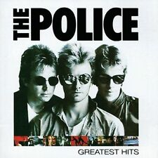 THE POLICE: GREATEST HITS CD THE VERY BEST OF NEW