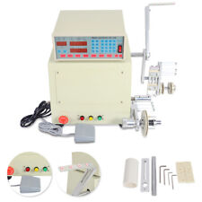 TOP!220V CNC Automatic Coil Winding Machine Micro-Computer Controlled Winder New
