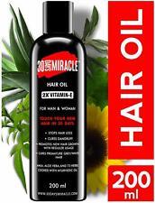 30 Days Miracle 2X Vitamin-E Hair Oil For Unisex - 200Ml UK