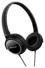 Pioneer Japan Fully Enclosed Dynamic Headphones SE-MJ512-K Black