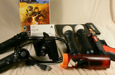 Sony PS3 Move Motion Controller Navigation Controller Camera, Resident Evil Game