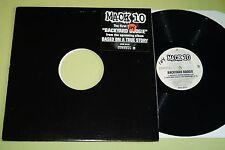 "Mack 10 – Backyard Boogie, 12"" US 1997, VG + +"