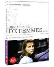 Une affaire de femmes (1988) / Claude Chabrol / Isabelle Huppert / DVD SEALED