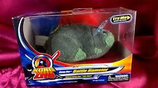 KUNG ZHU BATTLE HAMSTER RIVET SPECIAL FORCES BATTERIES INCLUDED VERY RARE