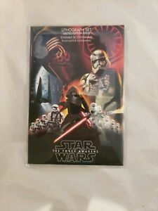 Star Wars: The Force Awakens Limited Edition Lithograph Set Brand NEW
