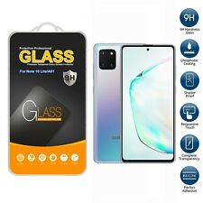 Tempered Glass Screen Protector For Samsung Galaxy Note 10 Lite Or Galaxy A81