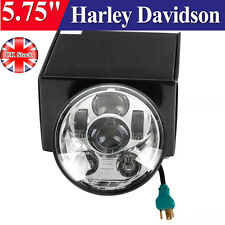 "5.75"" Harley Davidson Daymaker Projector Motorcycle LED Headlight Lamp Bulb"