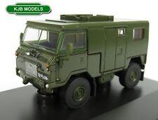 BNIB OO GAUGE DIECAST OXFORD 1:76 76LRFCS002 LAND ROVER FC SIGNALS NATO GREEN