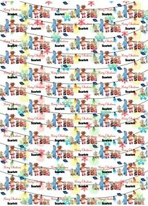 Personalised In the Night Garden Christmas Wrapping Paper