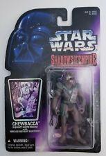 Retro Star Wars Shadows Of The Empire Bounty Hunter Chewbacca Action Figure
