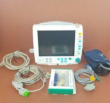 GE DATEX OHMEDA FM PAZIENTE MONITOR ECG Modulo + + + SPO 2+ PSNI, le opzioni TEMP + stampante