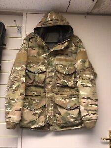British SF Elite Tactical Parka Size L