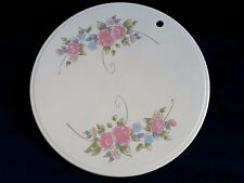 Pfaltzgraff Tea Rose Collection Melamine Trivet Hot Pad