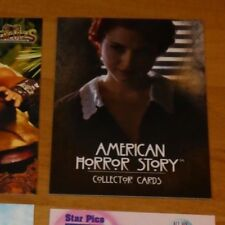 American Horror Story Promo Card Philly Show RARE PROMO CARD CARTE MINT